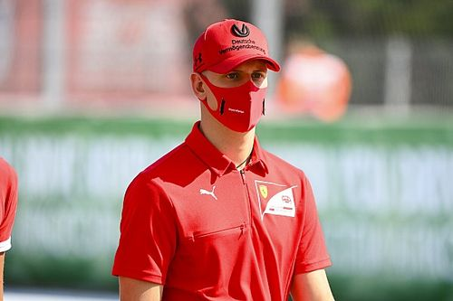 Schumacher and Ilott to get first FP1 runs
