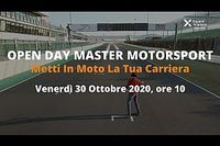 Experis Academy lancia l'Open Day Master Motorsport