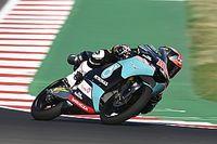 Moto3 Misano 3. antrenman: McPhee lider, Deniz 19. oldu