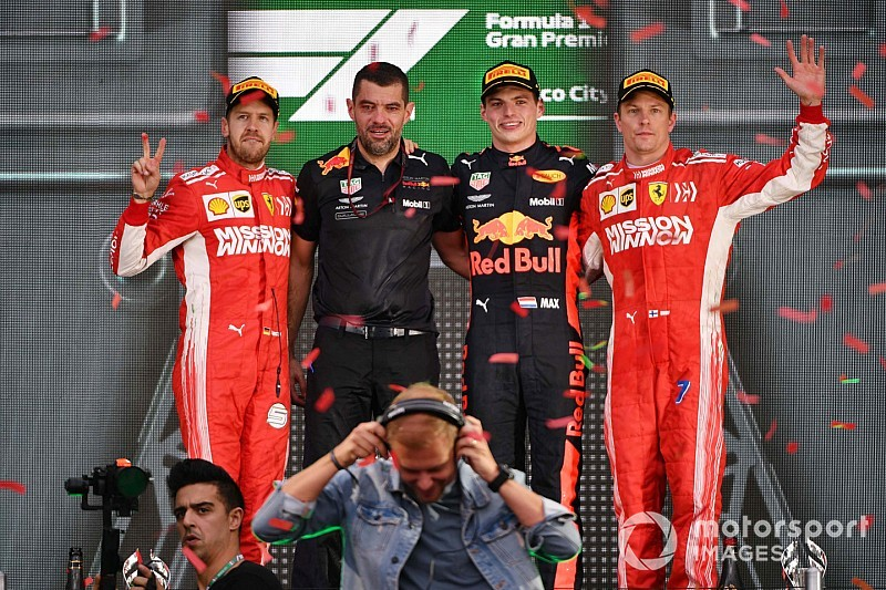Meksika GP pilot performans puanları