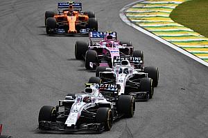 Los equipos de F1, preocupados por el impacto en rebases para 2019