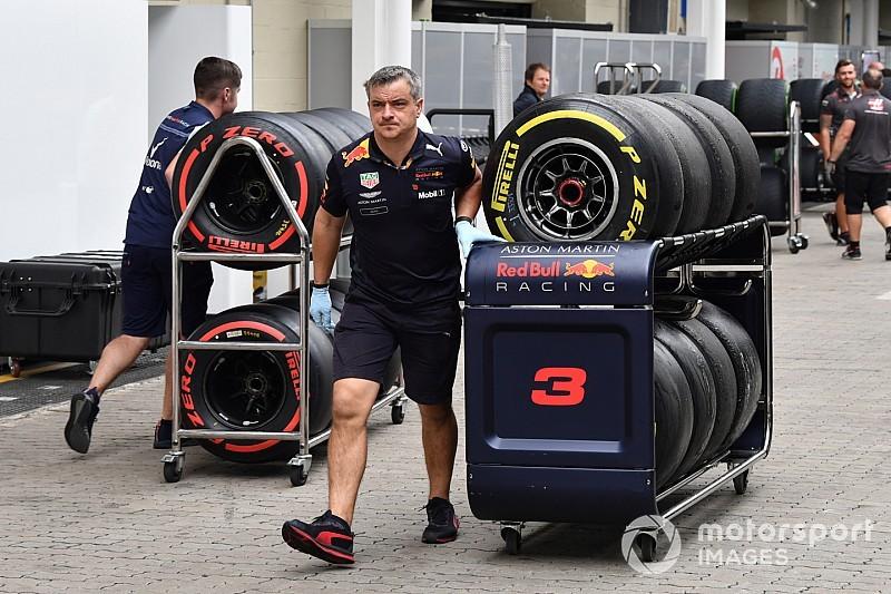 F1 confirma Pirelli como fornecedora até 2023