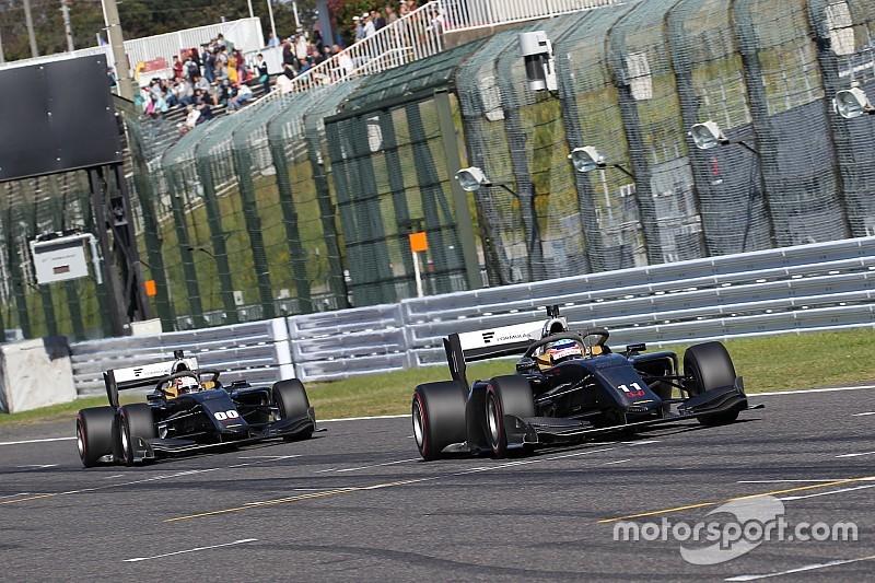 Sato ve Nakajima, 2019 Super Formula aracıyla piste çıktı
