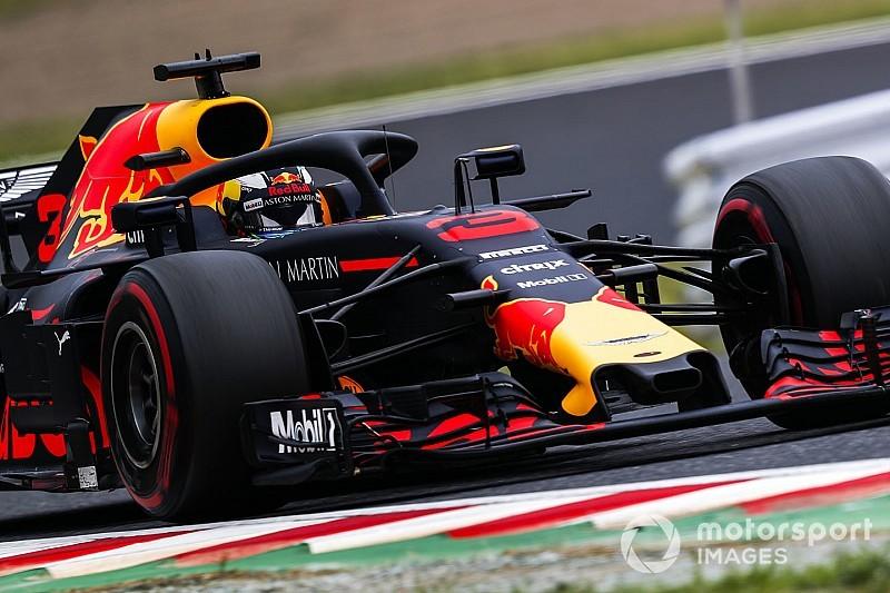 Ricciardo déplore ses résultats
