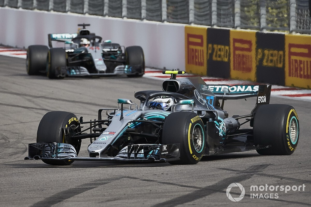 Autosport Awards: Mercedes W09 voted Racing Car of the Year