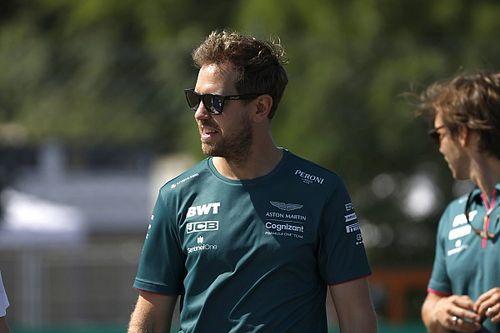 Szivárványos cipőben érkezett a Hungaroringre Vettel - fotóval