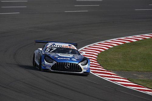 DTM Lausitzring: Ellis pole pozisyonunu kazandı, Lawson 2. oldu
