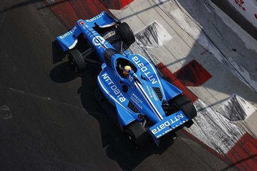 IndyCar Long Beach: Palou secures maiden title as Herta beats Newgarden
