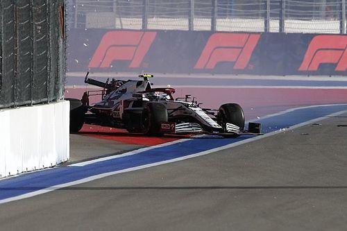 Fotogallery F1: le Prove Libere del GP di Russia a Sochi