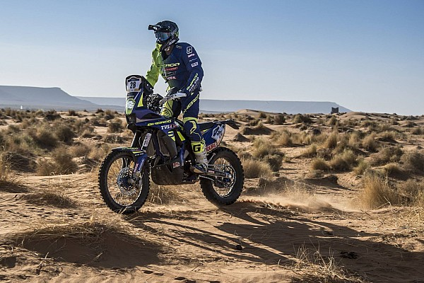 Cross-Country Rally Merzouga Rally: KP shines, Santosh remains top Indian after Stage 4