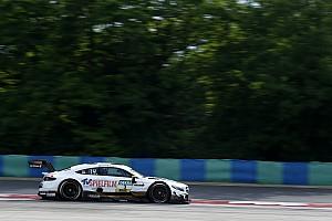 DTM Jelentés a versenyről DTM: Di Restának jött ki a legjobban a biztonsági autó az első futamon