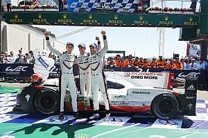 24 heures du Mans Réactions Avec une seule voiture, Porsche a