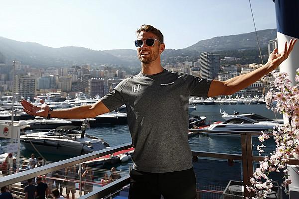 F1 突发新闻 巴顿:参加摩纳哥大奖赛没有压力