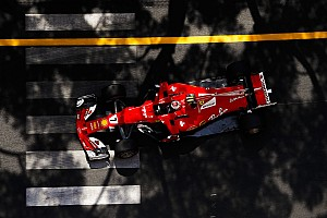Fotogallery: le prove libere del giovedì del GP di Monaco di F.1