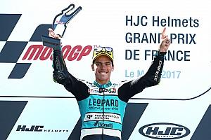Moto3 Résumé de course La victoire sur un plateau pour Mir après les chutes de Martin et Fenati