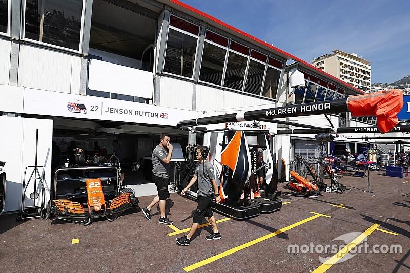 GP de Monaco - Les 25 meilleures photos de mercredi