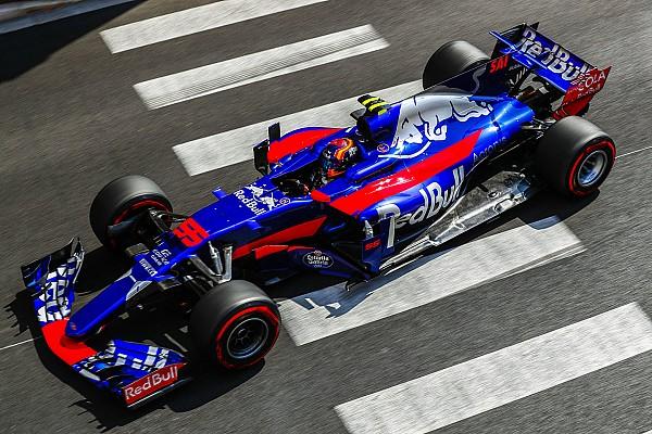 Forma-1 BRÉKING Szenzációsan megy a Toro Rosso Monacóban: meglepetés?