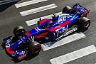 Forma-1 Szenzációsan megy a Toro Rosso Monacóban: meglepetés?