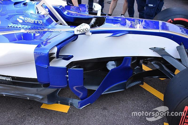 Formel-1-Technik: Die besonderen Updates für den GP Monaco 2017