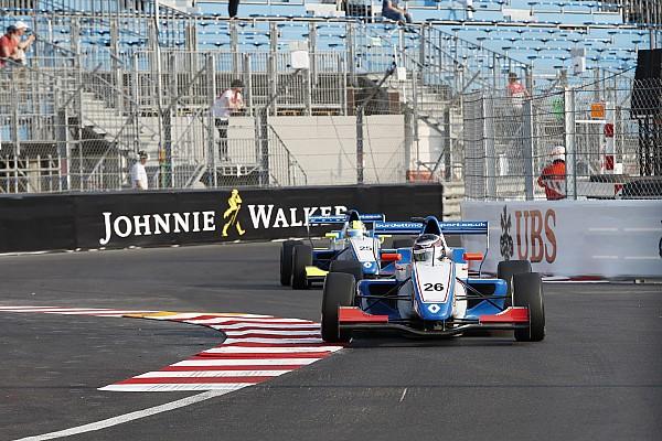 Formula Renault Livefeed LIVE: Perjuangan Presley Martono di FR2.0 Eurocup Monako