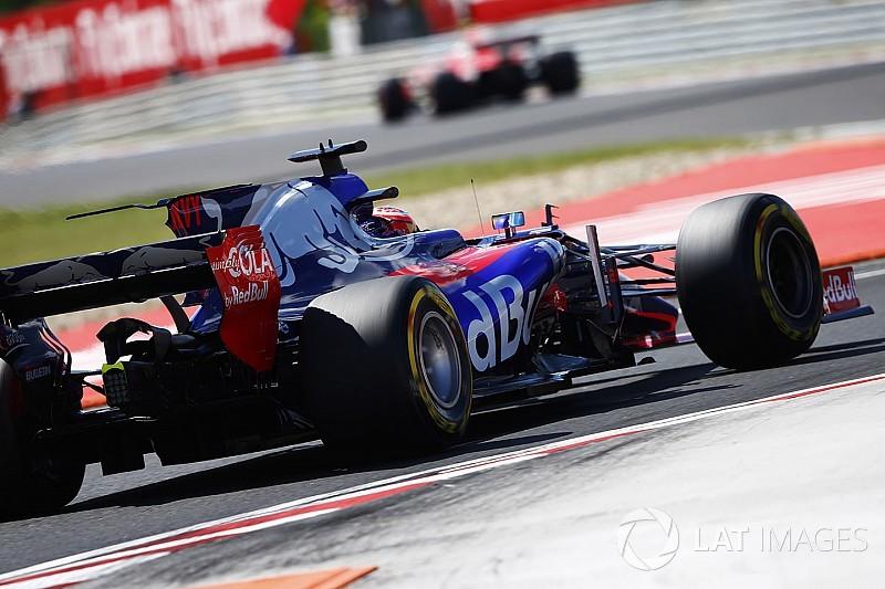 Галерея: перша половина сезону Ф1 2017 року - Toro Rosso