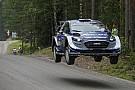 WRC Finlandia, PS1: Tanak sugli scudi, poi Neuville e Ogier