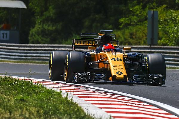 Formel 1 F1-Test: Nico Hülkenberg ist
