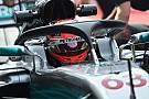 La FIA busca reducir el grosor del Halo