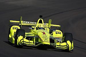 IndyCar Résumé de course Course - Simon Pagenaud signe sa première victoire sur ovale!