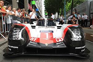 Le Mans Jelentés a szabadedzésről A Porsche a Toyota előtt a Le Mans-i edzésen