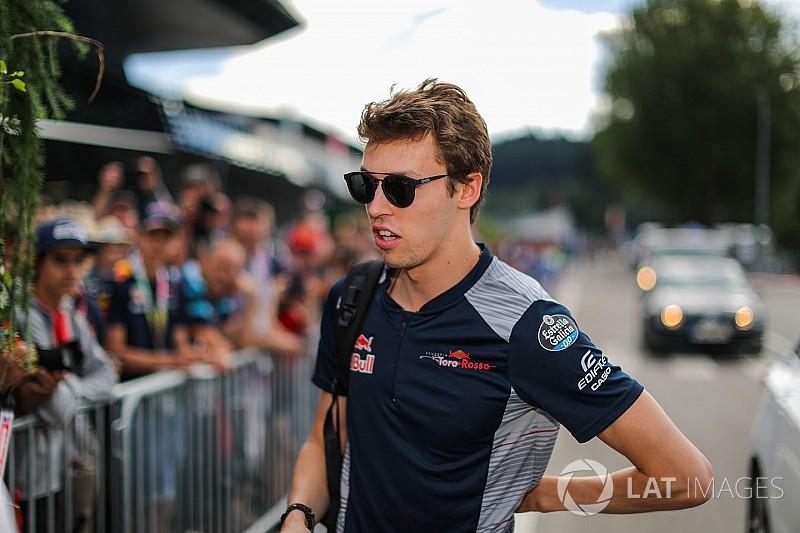 """Consultor da Red Bull: """"Kvyat não retornará novamente"""""""