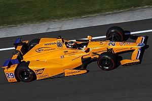 IndyCar Prove libere Video Live: secondo giorno di prove libere alla Indy 500 per Alonso