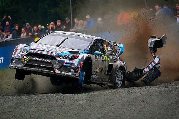 WK Rallycross Nieuws World Rallycross onthult kalender voor 2018