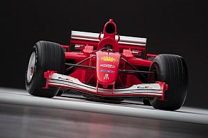 Formula 1 Ultime notizie La Ferrari F2001 di Schumi venduta all'asta per oltre 7 milioni di dollari