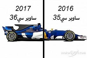 مقارنة بين سيارتي ساوبر