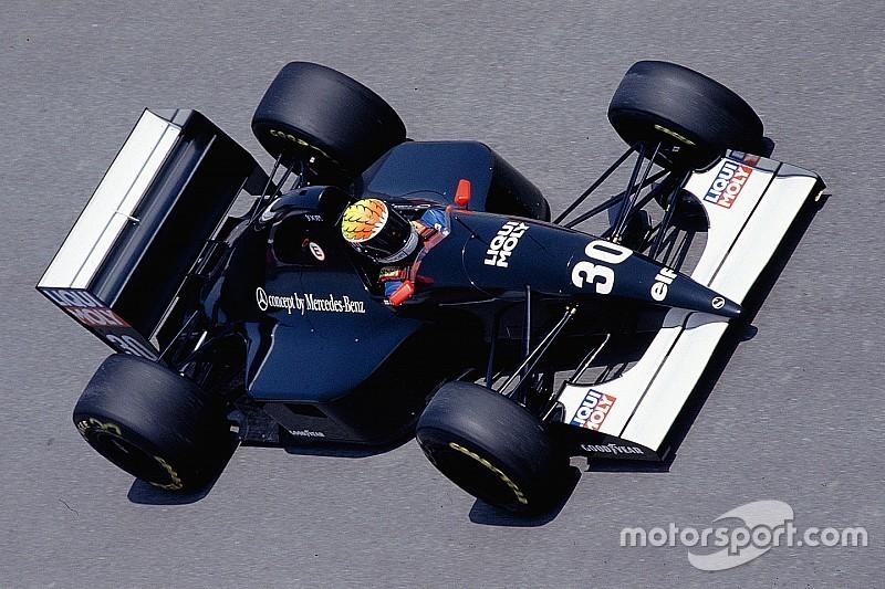 1993年にF1参戦スタート! ザウバーの全F1マシン