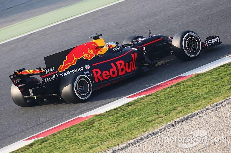 【F1】レッドブル、シャークフィン廃止を提案も他チームが拒否