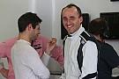 Kubica says injury