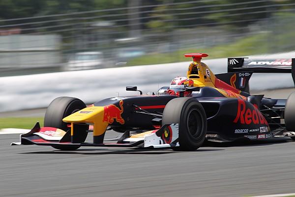 Super Formula Новость Гасли расстроило отставание Honda от Toyota в Суперформуле