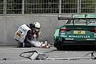 Mike Rockenfeller nach DTM-Crash: