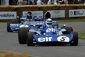 Vintage Special feature GALERI: Aksi mobil-mobil F1 di Goodwood Festival of Speed