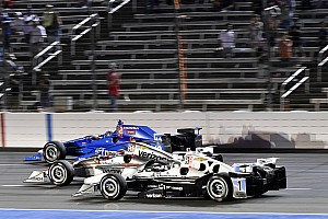 IndyCar Réactions Pagenaud :