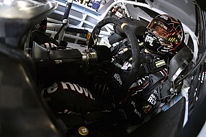 NASCAR Cup Race report Truex wins hectic first stage at Martinsville