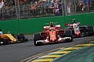 Formel-1-Startaufstellung: Großer Preis von Australien in Melbourne 2017
