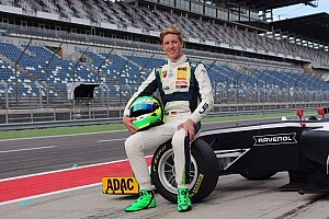 Formula 4 Breaking news Ralf Schumacher's son David makes F4 jump in 2018