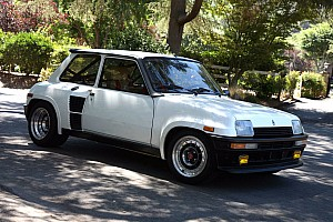 Automotive Breaking news Rare Renault R5 Turbo 2 for sale
