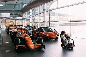 迈凯伦发起电竞大赛,获胜者将成F1模拟器车手