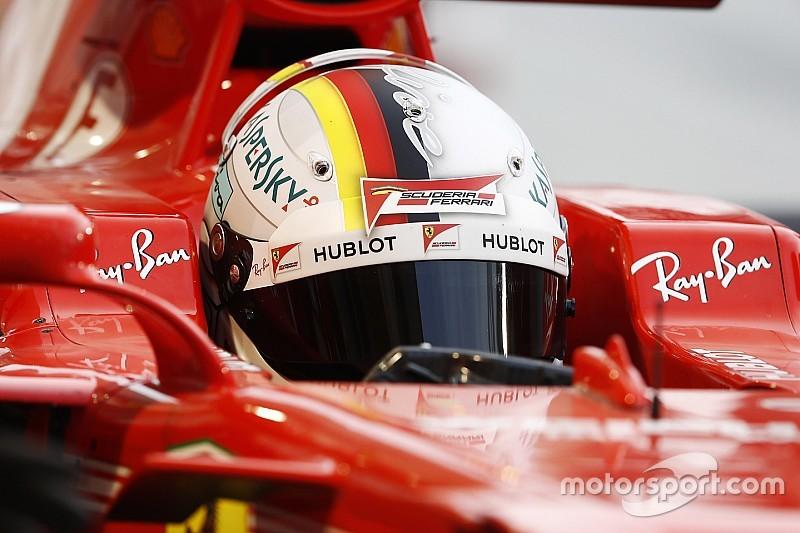 """Sebastian Vettel über Ferrari in der F1 2017: """"Nicht gierig werden"""""""