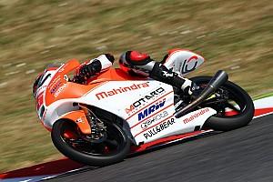 Moto3 Ultime notizie Albert Arenas costretto a saltare la gara di Barcellona per infortunio