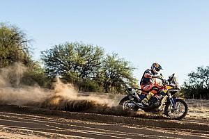 Dakar Stage report Dakar 2017, Stage 12: Sunderland seals maiden bikes title